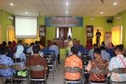 Sosialisasi Dan Koordinasi LHKASN Di Lingkungan Pemerintah Kabupaten Grobogan Tahun 2019